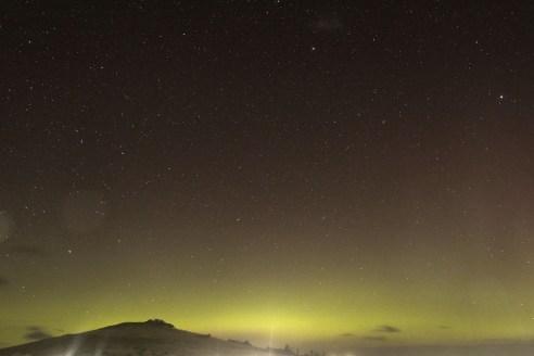 How to take photos of an aurora