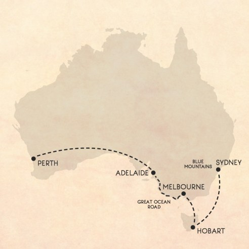 The ultimate itinerary for a trip around Australia - Summer