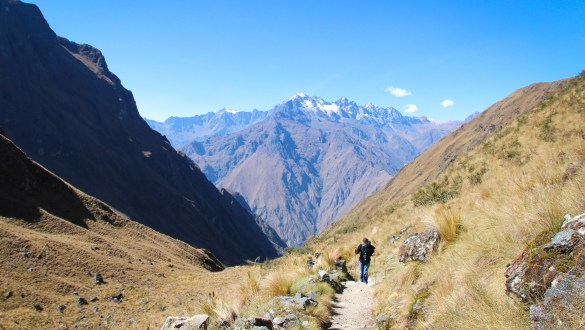 How hard is the Inca Trail?