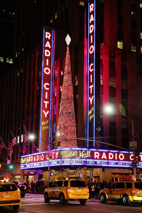 Christmas in New York City