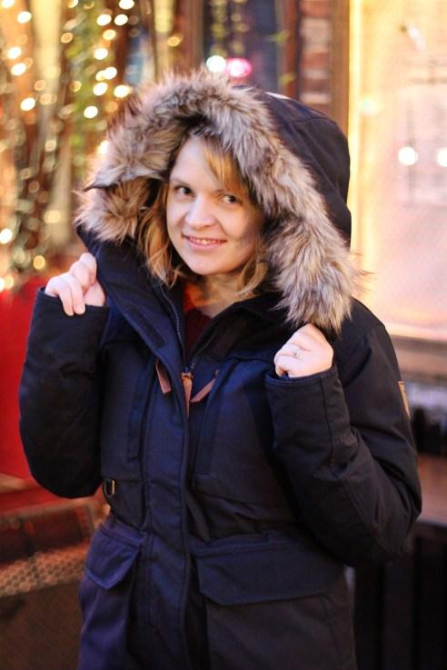 Cruelty-free winter gear