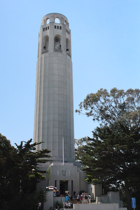 Coit Tower, San Francisco