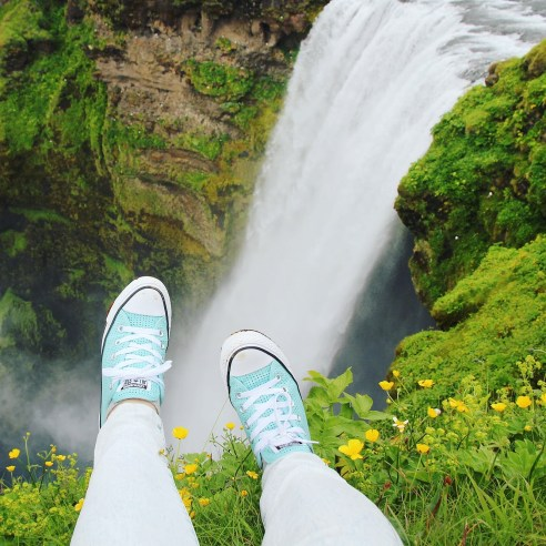 Experiences in Iceland: Waterfalls