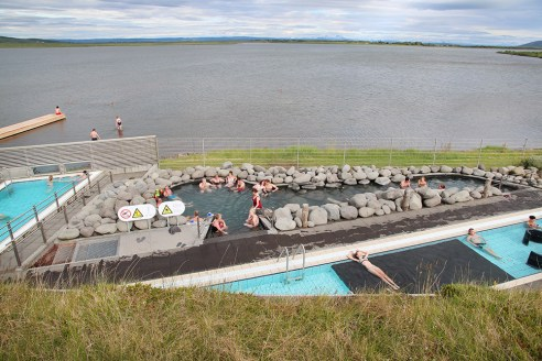 Experiences in Iceland: Laugarvatn Fontana geothermal baths