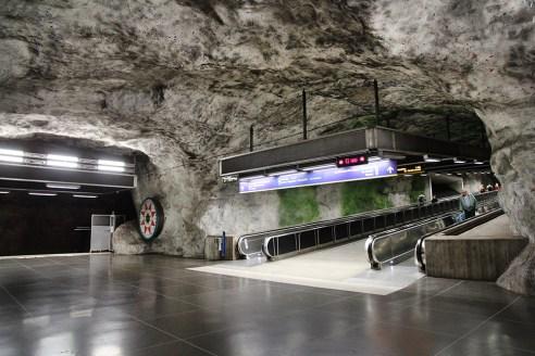 Stockholm Subway Fridhemsplan