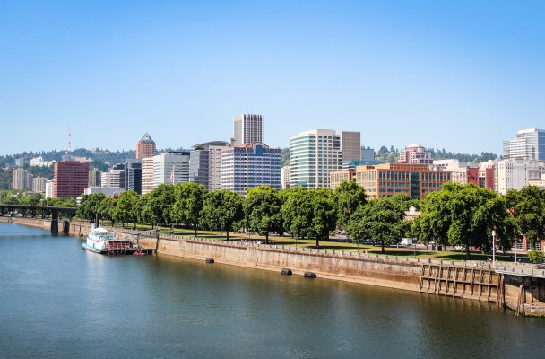 5 things that make Portland my favourite city in USA