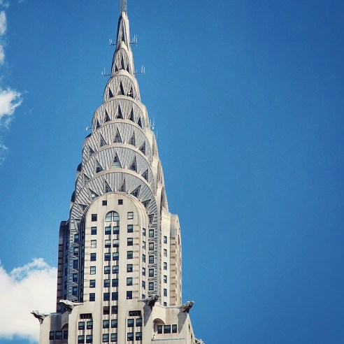 Chrysler Building, NYV