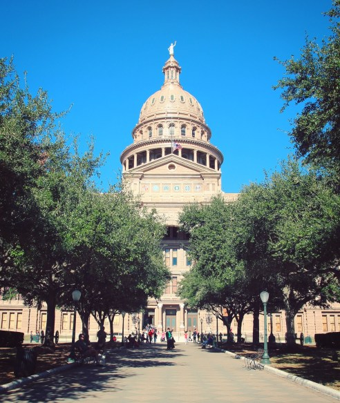 State Capitol Building, Austin