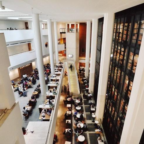 British Library, London