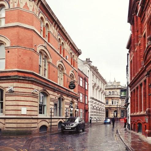 Hull Old Town, UK