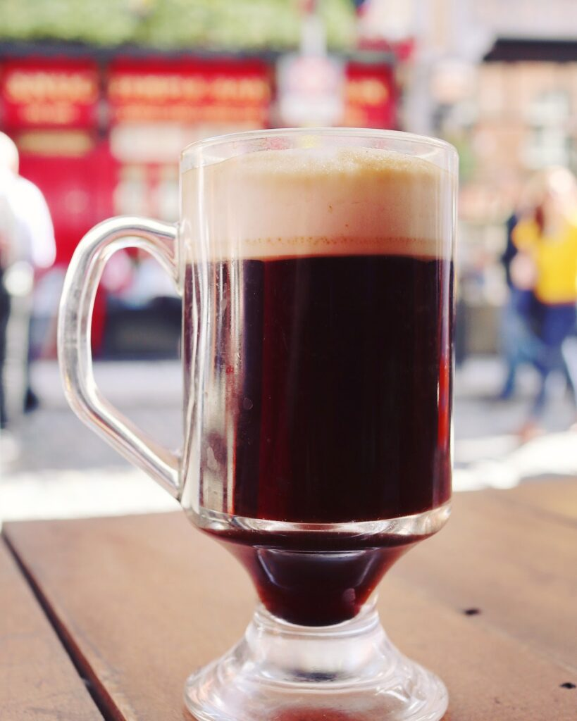 Irish Coffee, Dublin, Ireland