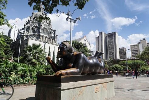 El Centro, Medellin, Colombia