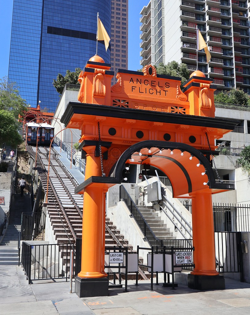 Angels Flight Railway, Los Angeles