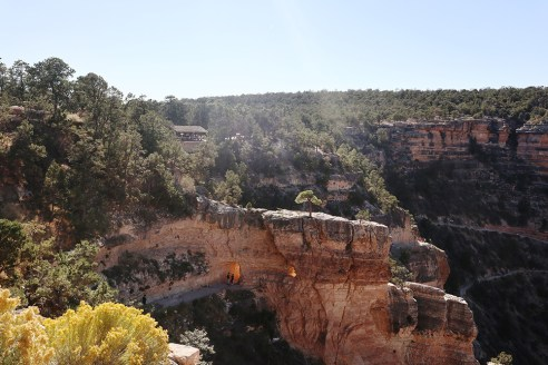 Bright Angel Trail, South Rim, Grand Canyon