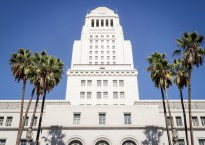 Self-guided walking tour of Downtown Los Angeles