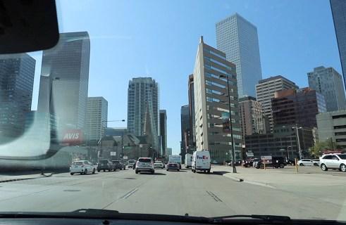 Getting around Denver