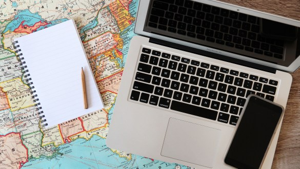 How to score freelance travel writing jobs