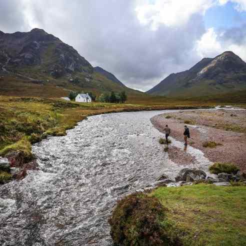 Glencoe, UK - Scotland road trip itinerary