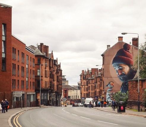 Glasgow, UK - Scotland road trip itinerary