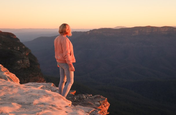 Visiting the majestic Blue Mountains from Sydney
