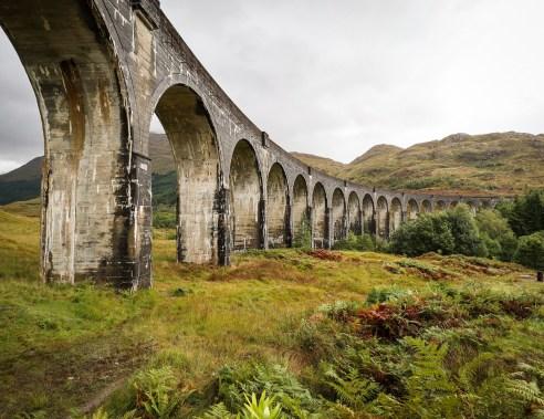 Glenfinnan Viaduct, Scotland