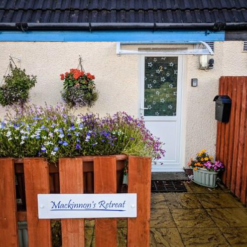 Airbnb in Portree, Isle of Skye