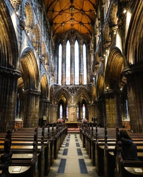 Glasgow Cathedral, Scotland