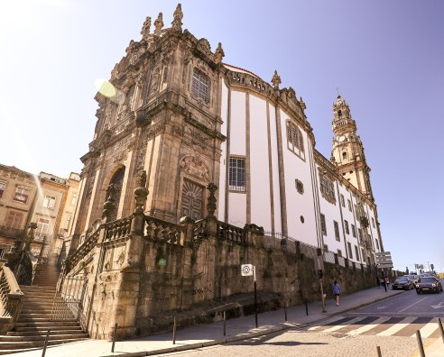 Clérigos Church, Porto, Portugal
