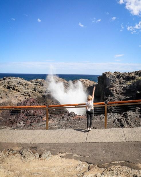 Kiama Blowhole, NSW Australia