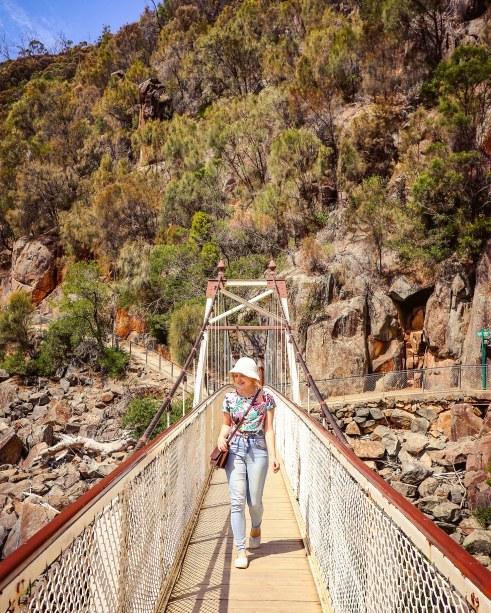 Cataract Gorge, Launceston, Tasmania