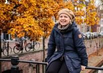 Autumn in Utrecht, Netherlands