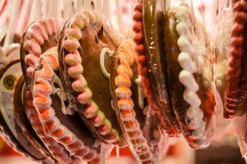 Gingerbread hearts at Germany's Christmas Markets