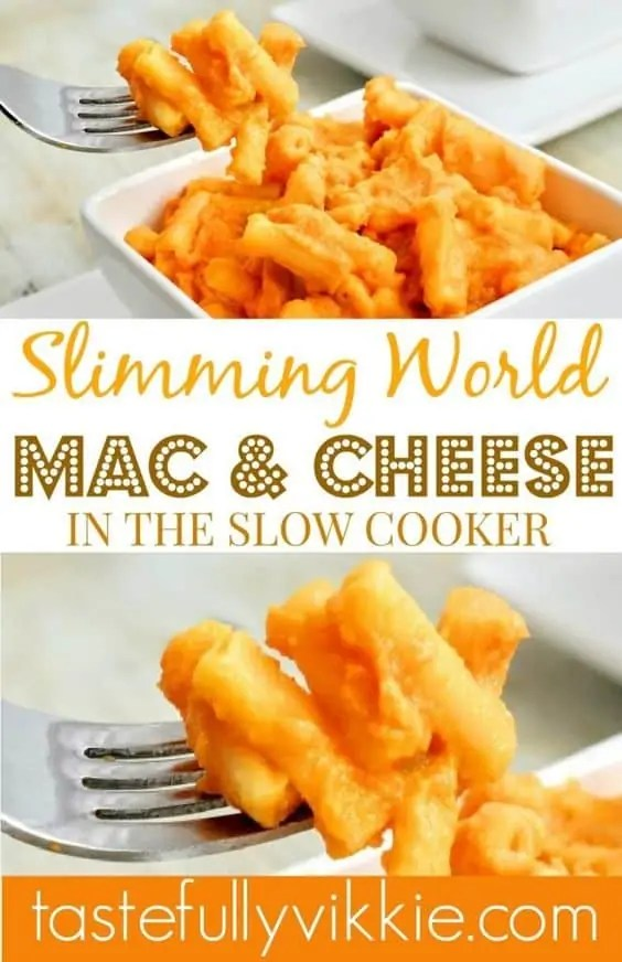 Slimming World Mac & Cheese