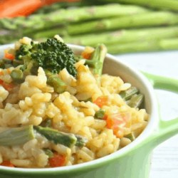 15 Comforting Vegetarian Risotto Recipes