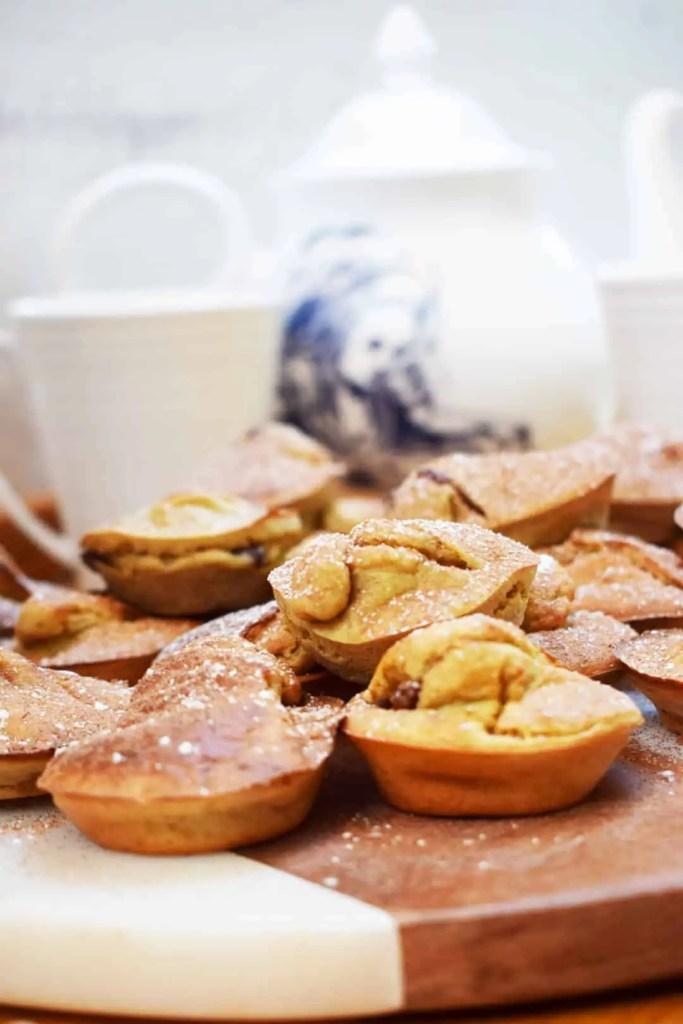 Healthy Banana Oatmeal Blender Muffins