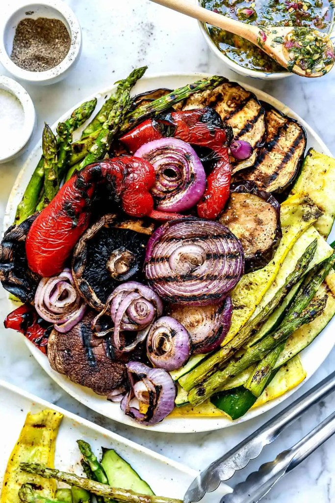 Best Easy Grilled Vegetables