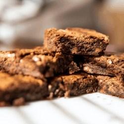 15 Best Vegan Chocolate Brownie…