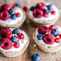 15 Vegan Summer Tart Dessert…