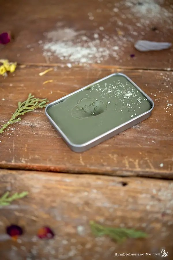 Creamy French Green Clay Face Mask