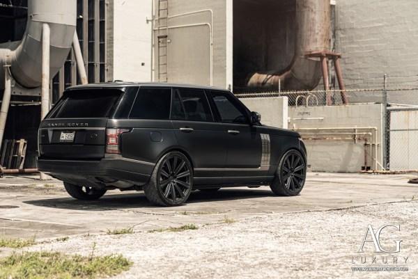 Ag Luxury Wheels - Land Rover Range Flow Form