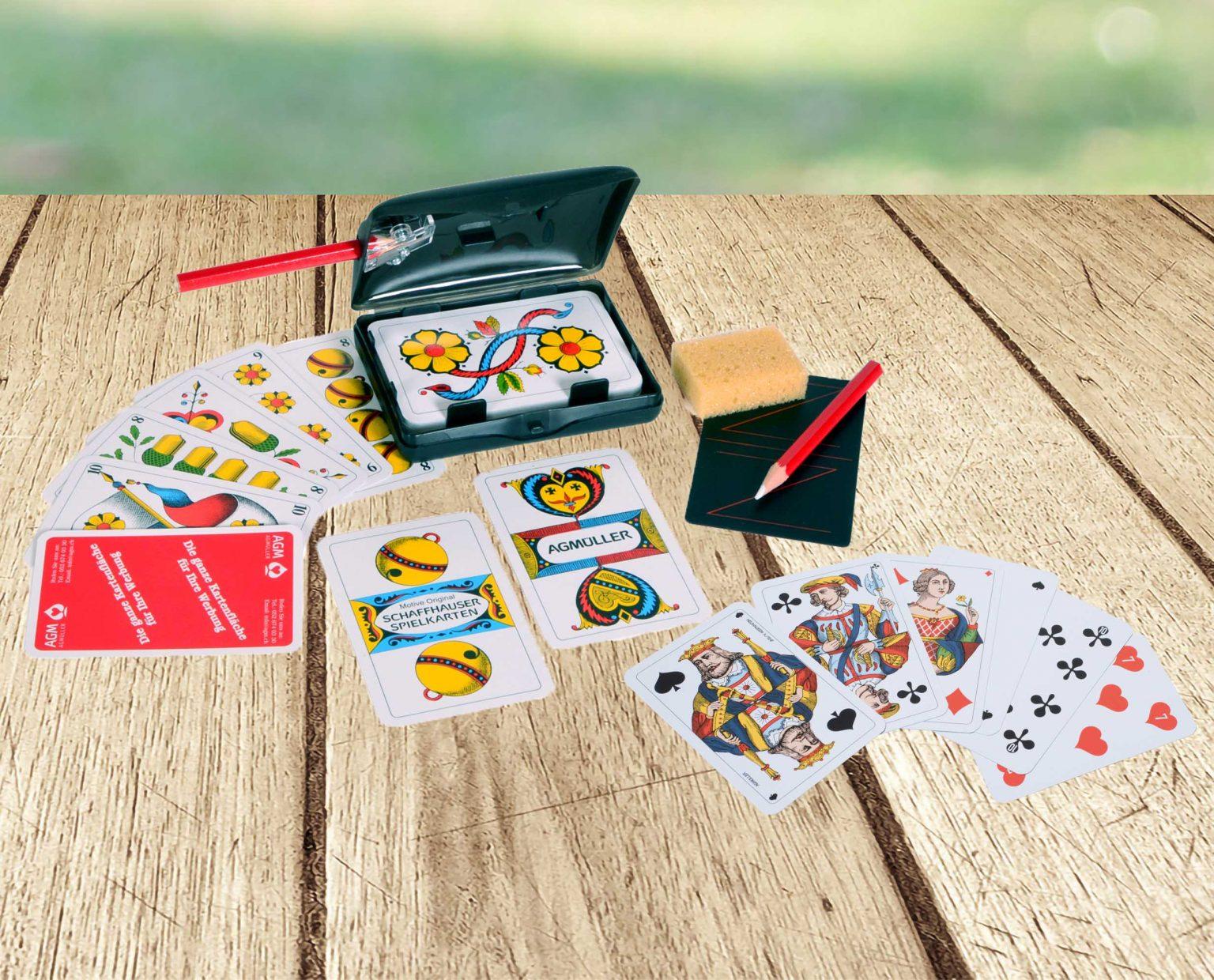 cartes jass tapis de jass et jeu