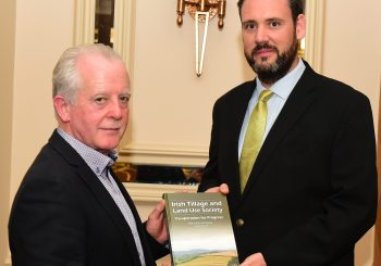 Irish Tillage and Land Use Society 50 year Anniversary Book Launch
