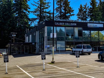 New Listing: Caliber Collision - Everett