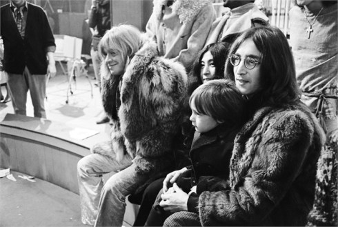 John Lennon Ever Changing Always Inspiring Personal Style