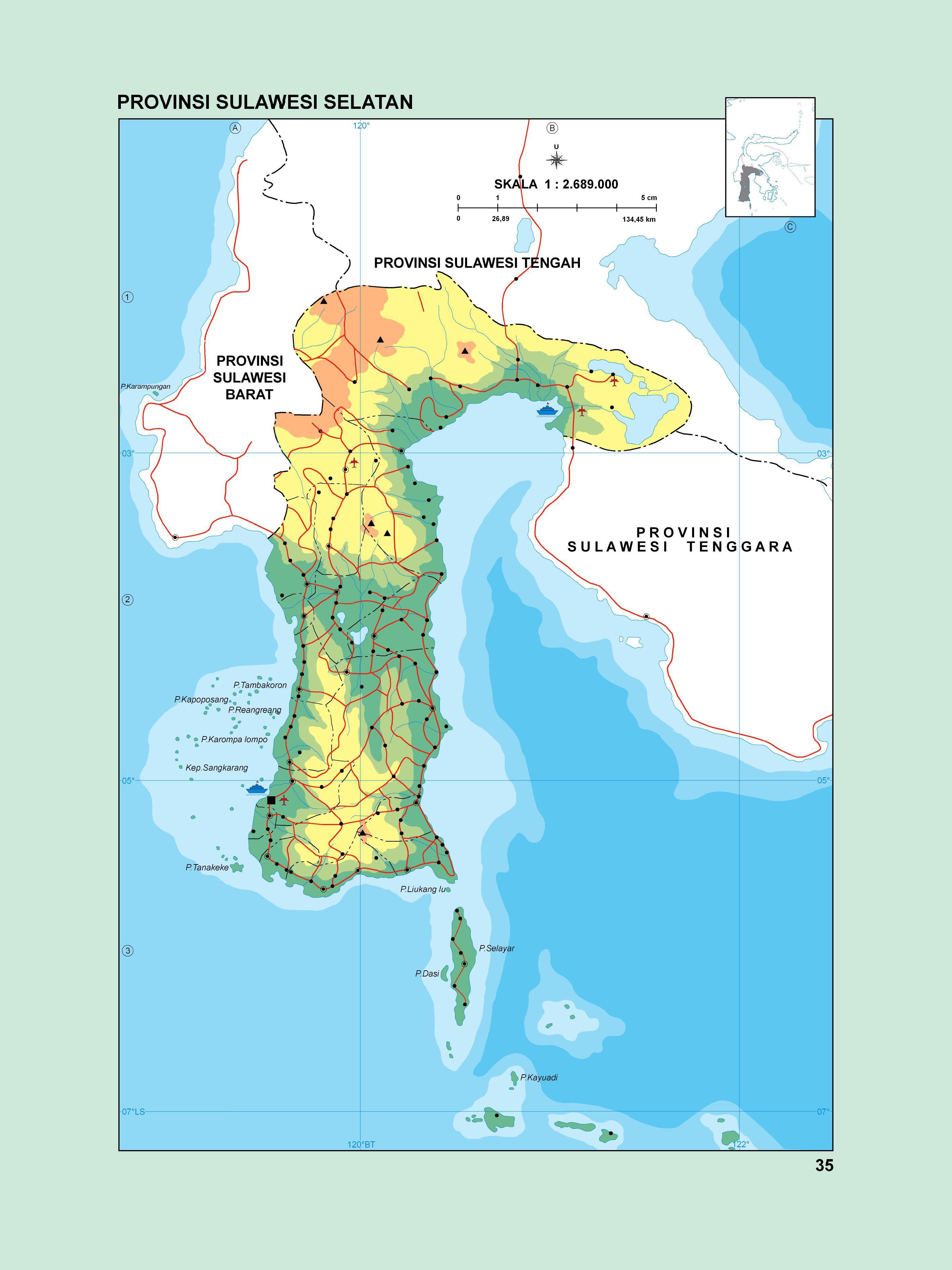 Peta Buta Asia Tenggara : tenggara, Indonesia, Negara, Kawasan, Tenggara, Sejarahnya, Letak