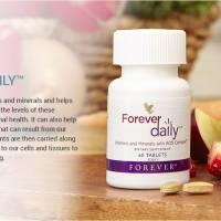 Forever Daily Multivitamin Supplement