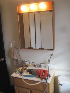 Small Bathroom Remodel - Tips