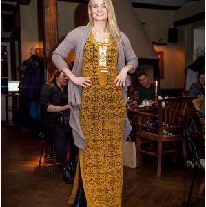 nerta ilga suknele