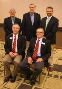 U.S. Wheat Associates officers installed