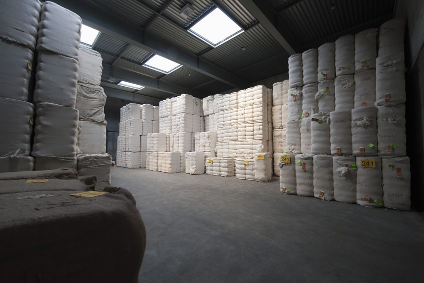 cotton storage